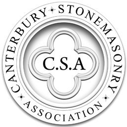 Canterbury Stonemasonry Association logo
