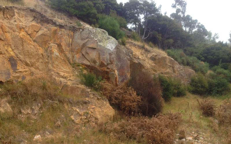 Charters Bay Stone Quarry