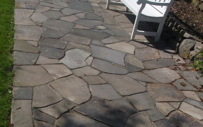 Halswell paving