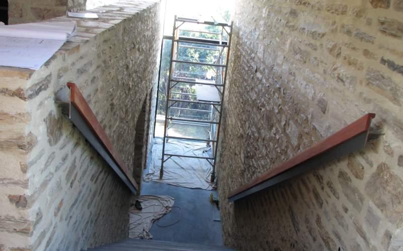 Schist Staircase