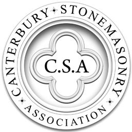 Canterbury Stonemasonry Association logo