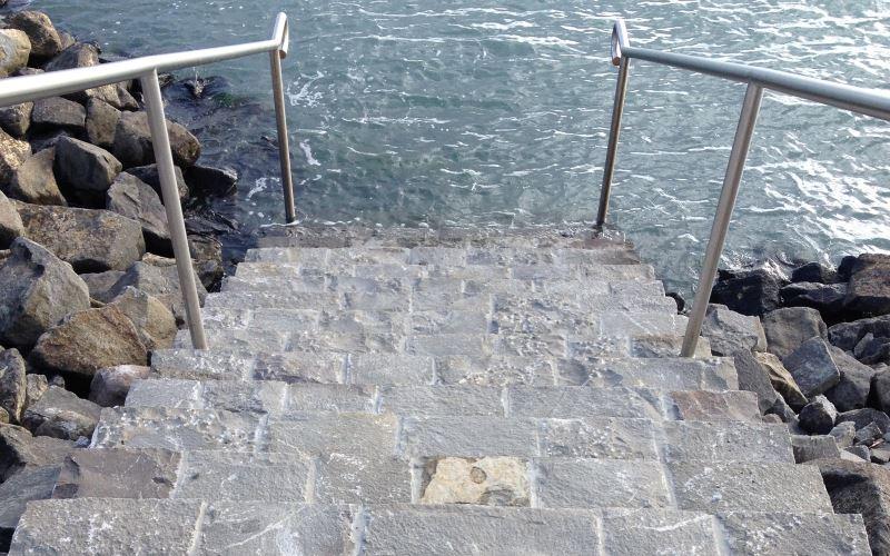Sea Steps